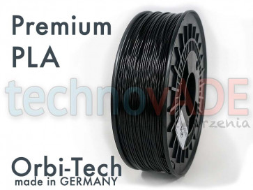 Filament 3D - Premium PLA 1.75 mm - Orbi-Tech - 750g - czarny