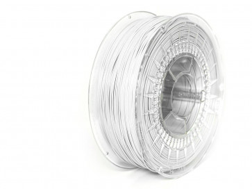 Filament 3D - PLA 2,85 mm - 1 kg - DevilDesign - Biały