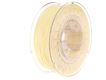 Filament 3D - PET-G 1.75 mm - 1 kg - DevilDesign - Waniliowy