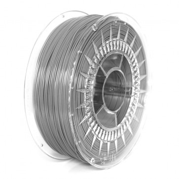Filament 3D - PET-G 1.75 mm - 1 kg - DevilDesign - Szary