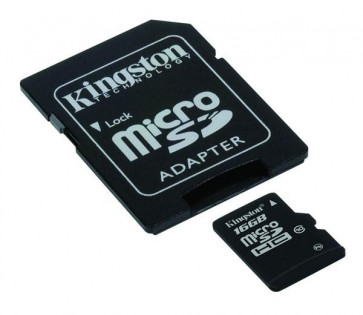 Karta pamięci Kingston micro SD / SDHC 16GB 320x UHS 1 klasa 10 z adapterem