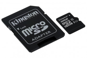 Karta pamięci Kingston micro SD / SDHC 32GB 320x UHS 1 klasa 10 z adapterem