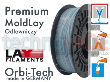 Filament 3D - MoldLay 1.75 mm - Orbi-Tech - 750g