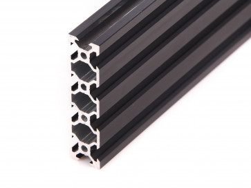 V-Slot® 2080 Linear Rail Black 1000mm - OpenBuilds