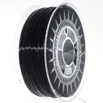 Filament 3D - PET-G 1.75 mm - 1 kg - DevilDesign - Czarny