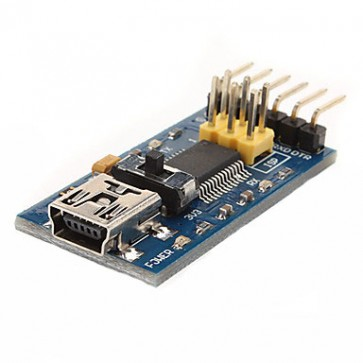 Konwerter FT232RL mini USB do UART - FTDI 3,3V / 5V