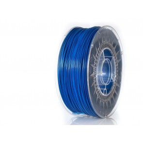 Filament 3D - PLA 2,85 mm - 1 kg - DevilDesign - Super Niebieski