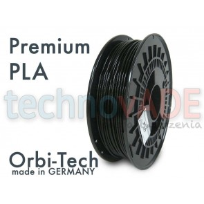 Filament 3D - Premium PLA 3.00 mm - Orbi-Tech - 750g - czarny