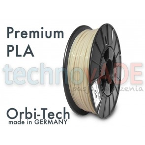 Filament 3D - Premium PLA 1.75 mm - Orbi-Tech - 750g - ivory