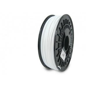 Filament 3D - Premium ABS 3.00 mm - Orbi-Tech - 750g - biały