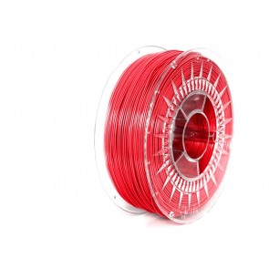 Filament 3D - PLA 2,85 mm - 1 kg - DevilDesign - Czerwony