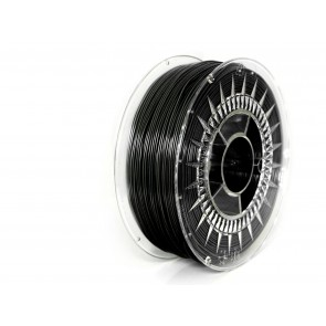 Filament 3D - PLA 2,85 mm - 1 kg - DevilDesign - Czarny