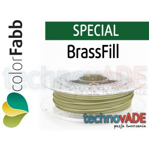 colorFabb BrassFill 2,85 mm 750g MOSIĄDZ