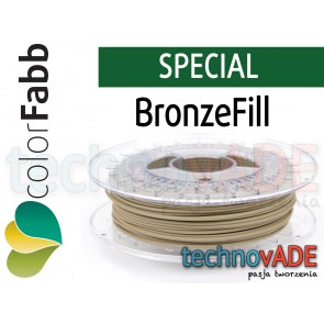 colorFabb BronzeFill 1,75 mm 750g BRĄZ