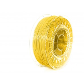 Filament 3D - PLA 2,85 mm - 1 kg - DevilDesign - Jasny żółty
