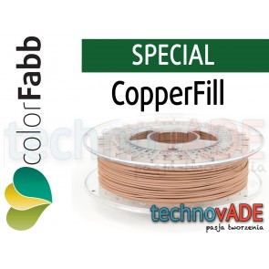 colorFabb CopperFill 1,75 mm 750g MIEDŹ