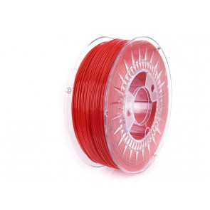 Filament 3D - ABS+ 1.75 mm - 1 kg - DevilDesign - Czerwień