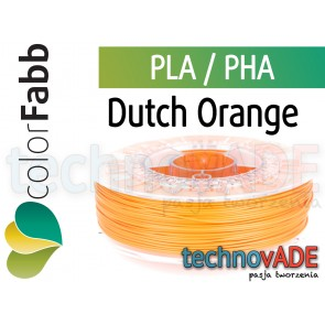 colorFabb Dutch Orange 1,75 mm PLA PHA 750g