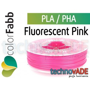 colorFabb Fluorescent Pink 2,85 mm PLA PHA 750g