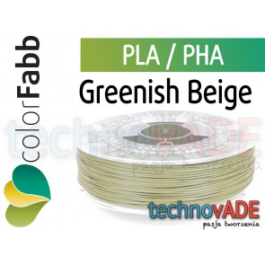 colorFabb Greenish Beige 1,75 mm PLA PHA 750g