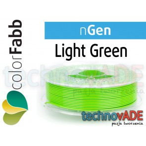 colorFabb nGen Light Green 2,85 mm 750g