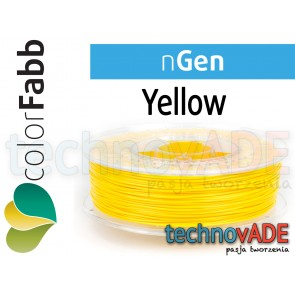 colorFabb nGen Yellow 1,75 mm 750g