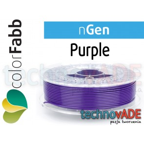 colorFabb nGen Purple 1,75 mm 750g