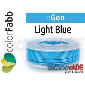 colorFabb nGen Light Blue 1,75 mm 750g
