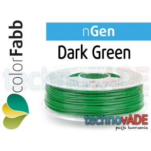 colorFabb nGen Dark Green 1,75 mm 750g