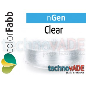 colorFabb nGen Clear 1,75 mm 750g