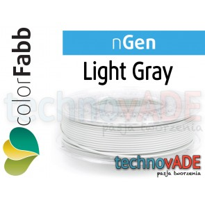 colorFabb nGen Light Gray 1,75 mm 750g