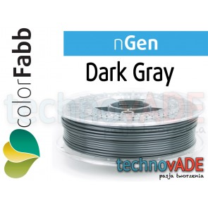 colorFabb nGen Dark Gray 2,85 mm 750g