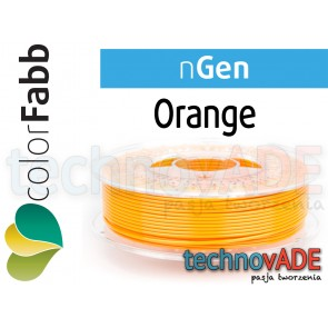 colorFabb nGen Orange 2,85 mm 750g
