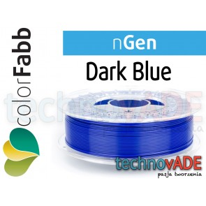 colorFabb nGen Dark Blue 1,75 mm 750g