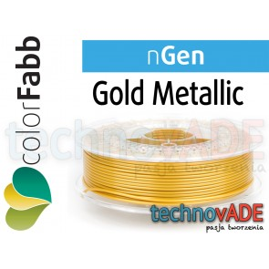 colorFabb nGen Gold Metallic 1,75 mm 750g