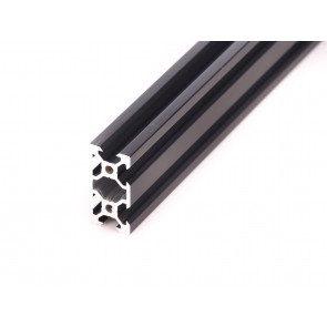 V-Slot® 2040 Linear Rail Black 250mm - OpenBuilds