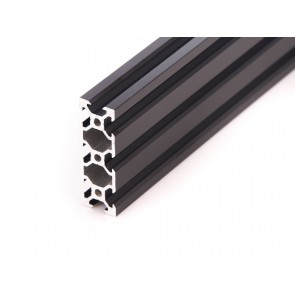 V-Slot® 2060 Linear Rail Black 500mm - OpenBuilds