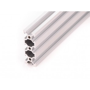 V-Slot® 2060 Linear Rail Silver 1000mm - OpenBuilds