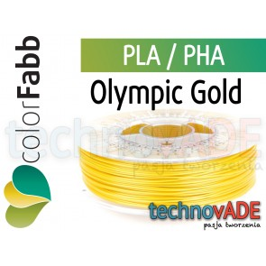 colorFabb Olympic Gold 1,75 mm PLA PHA 750g
