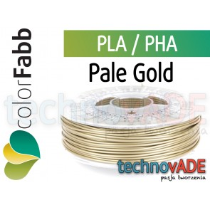 colorFabb Pale Gold 1,75 mm PLA PHA 750g