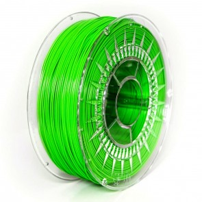 Filament 3D - PET-G 1.75 mm - 1 kg - DevilDesign - Seledynowy / jasny zielony