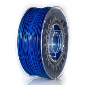Filament 3D - PET-G 1.75 mm - 1 kg - DevilDesign - Super niebieski