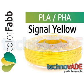 colorFabb Signal Yellow 1,75 mm PLA PHA 750g