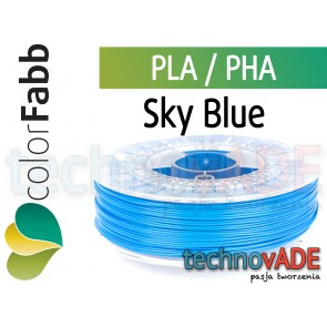 colorFabb Sky Blue 2,85 mm PLA PHA 750g