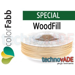 colorFabb WoodFill 2,85 mm 600g DREWNO