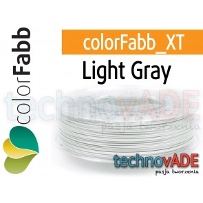 colorFabb XT Light Gray 2,85 mm 750g