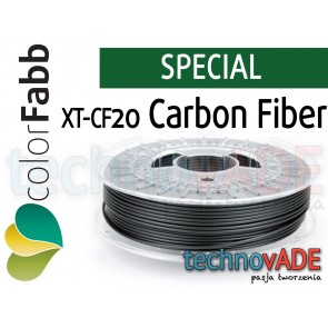 colorFabb XT-CF20 Carbon Fiber 1,75 mm 750g