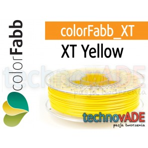 colorFabb XT Yellow 2,85 mm 750g