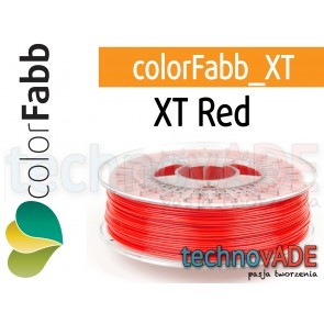 colorFabb XT Red 2,85 mm 750g