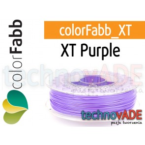 colorFabb XT Purple 2,85 mm 750g